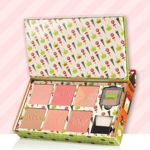 LE BENEFIT CHEEKY SWEET SPOT FACE PALETTE